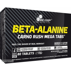 Beta Alanine Carno Rush OLIMP