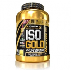 Iso Gold Professional NUTRYTEC