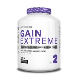Gain Extreme (2Kg) Nutricore