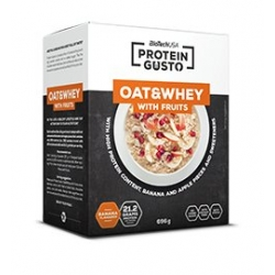 Protein Gusto - Oat & Whey BIOTECH USA