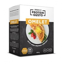 Protein Gusto - Omelette BIOTECH USA