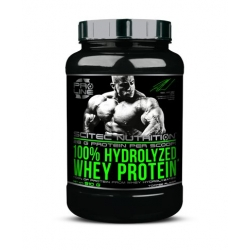 100% Hydrolyzed Whey SCITEC