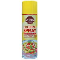 Spray de cuisson 0Kcal WELLSLEY FARMS