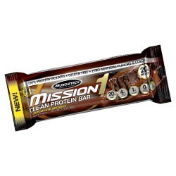 Mission 1 Clean Protein Bar MUSCLETECH