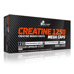 Creatine Mega Caps (120Caps) Olimp