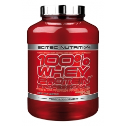 100% Whey Protein Professional (2.350Kg) Scitec
