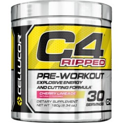 C4 Ripped (180g) Cellucor