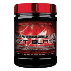 Hot Blood 3.0 SCITEC