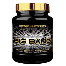 Big Bang 3.0 SCITEC