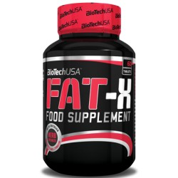 Fat-X (60Tabs) BioTech USA