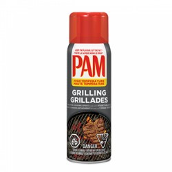 Spray PAM (140g) Grillades