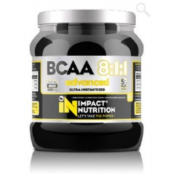 BCAA 8:1:1 Advanced IMPACT NUTRITION