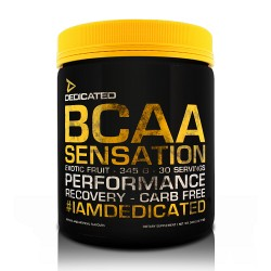 BCAA Sensation DEDICATED
