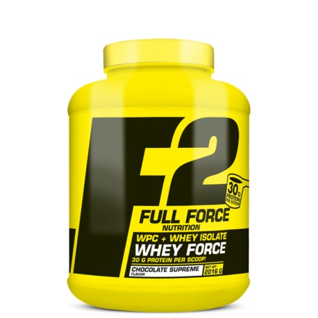Whey Force (2Kg) Full Force