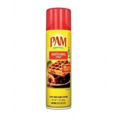Spray PAM (482g) Sauté & Grill
