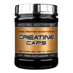 Creatine Caps(250Caps) Scitec