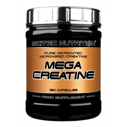 Mega Creatine (150Caps) Scitec