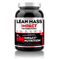 Lean Mass IMPACT NUTRITION