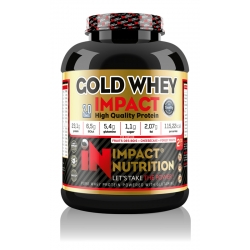 Gold Whey 2.0 IMPACT NUTRITION
