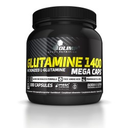 Glutamine Mega Caps 1400 OLIMP
