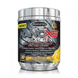 Nano X9 NextGen Powder MUSCLETECH
