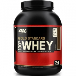 100% Whey Gold Standard (2.273Kg) Optimum