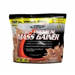 100% Mass Gainer MUSCLETECH