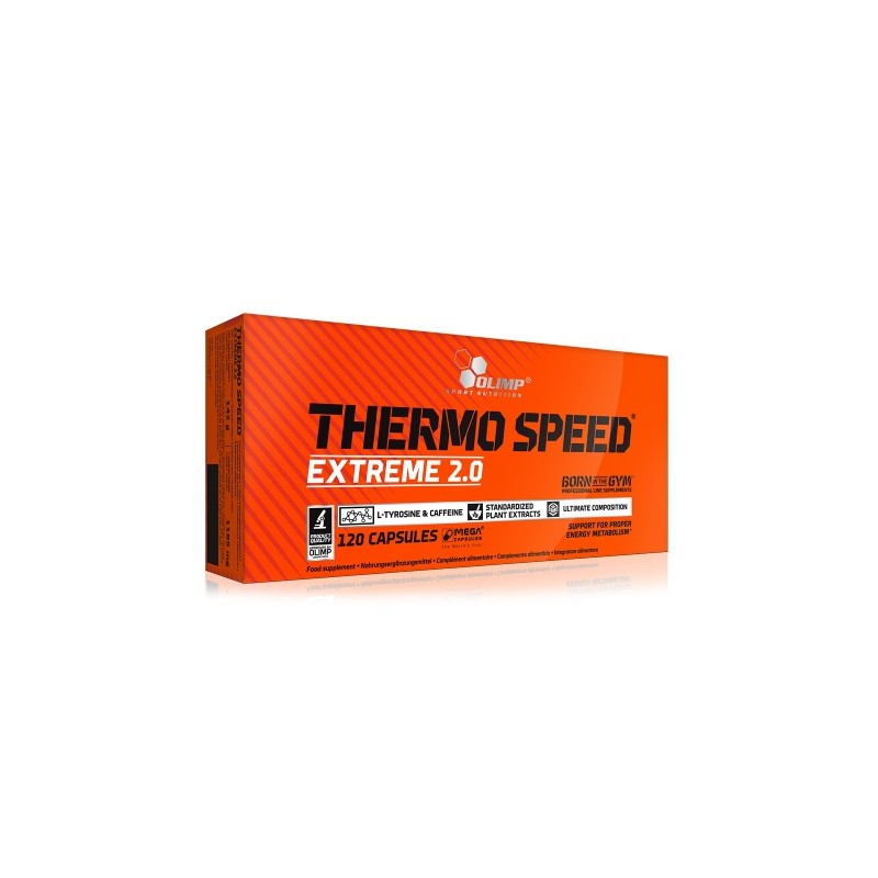 Thermo speed extreme 2 0 olimp sport nutrition - Thermo speed chauffage avis ...