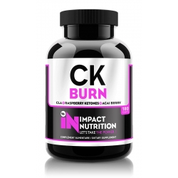 CK Burn (180Caps) Impact Nutrition