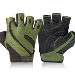Gants Pro Wash&Dry Black/Green HARBINGER