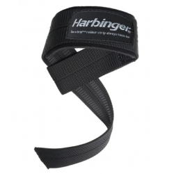 Big Grip Lifting Straps Molletonné (par paire) HARBINGER