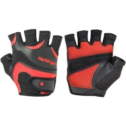 Gants Flexfit Wash & Dry Black/Red Harbinger