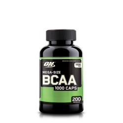 BCAA 1000 (200Caps) Optimum