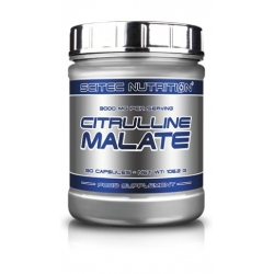 Citrulline Malate (90Caps) Scitec