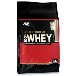 100% Whey Gold Standard (4.54Kg) Optimum