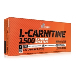 L-Carnitine Mega Caps 1500 OLIMP