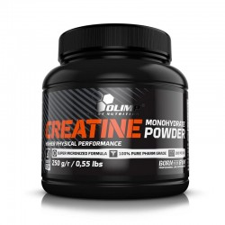 Creatine monohydrate Powder (250g) Olimp