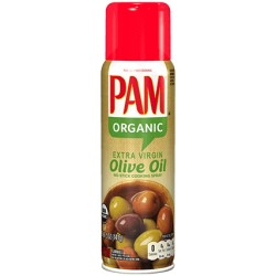 Spray PAM de cuisson (140g) HUILE D'OLIVE EXTRA VIERGE