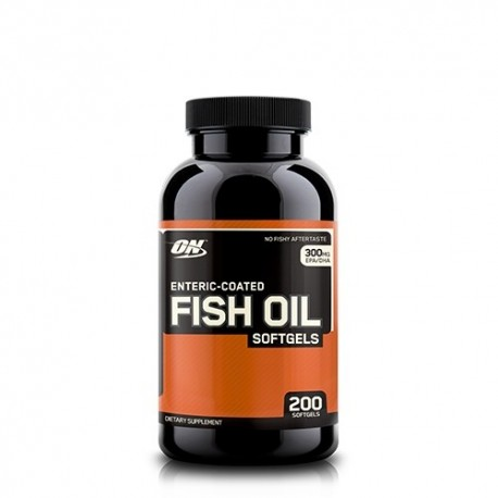 Fish Oil (100Caps) Optimum
