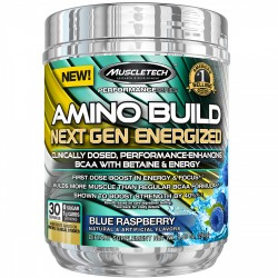 Amino Build NextGen Energized MUSCLETECH