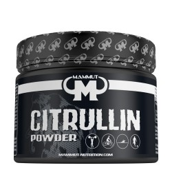 Citrulline Powder MAMMUT NUTRITION