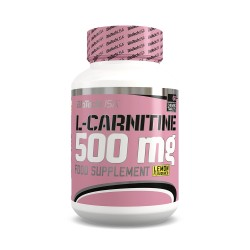 L-Carnitine 500mg BIOTECH USA