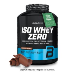 Iso Whey ZERO NATIVE 2.27Kg BIOTECH USA