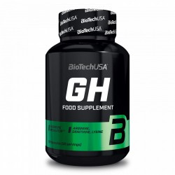 GH Hormone Regulator (120Caps) BioTech USA