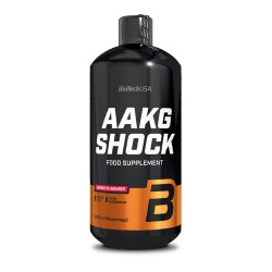 AAKG Shock (500ml) Biotech USA