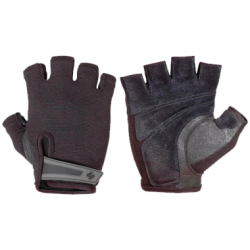 Gants Stretchback Black Harbinger